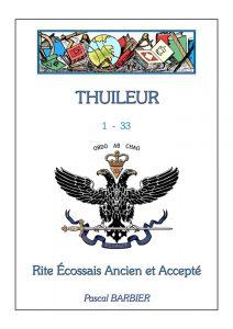 Couverture Thuileur 2019
